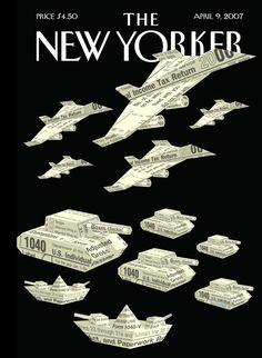 El estilo de The New Yorker me encanta