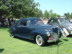 1941 Lincoln Zephyr | 1941 Lincoln Zephyr Coupe