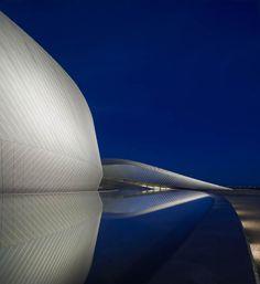 Aquarium The Blue Planet by 3XN