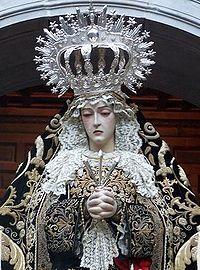 Nuestra Senora de los Dolores, Granada, Spain.