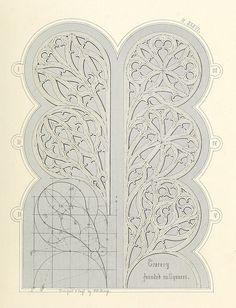 Free Hand Designs, Gothic Windows, Gothic Architecture, Pattern Art, Mandala, Templates, Dice, Ornament, Architecture