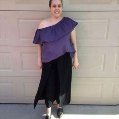 Ravanna Wrap Pants - Designer Stitch #commissionlink Wrap Pants, Glamour, Stitch, Sewing, Pattern, Blog, Tops, Dresses, Women