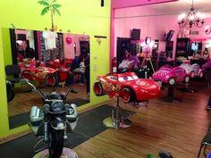 Office Chairs Without Wheels Kids Barber Shop, Kids Hair Salon, New Berlin, Beauty Bar, Cool Hairstyles, Hair Cuts, Entertaining, Hair Styles, Salon Ideas