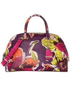 Trina Turk Las Palmas Tote Handbags Accessories Macy S Hand Me That Bag Pinterest And