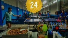 Turneul săptămânal #FORESTA etapa 183: 24 jucători #pingpong #tenisdemasa #asztalitenisz #tabletennis #tischtennis #oradea #newplaceintown #kingpongv20 #missionimpossible #showmustgoon