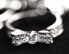 Chanel Fine #Jewelry S/S 2012 I miss my bow ring :(