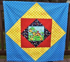 The Academic Quilter: Practice squares