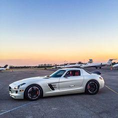 Mercedes Benz SLS !