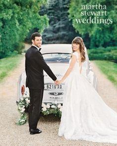 Exclusive! Go inside Margo & Me's Jenny Bernheim's Dreamy Wedding in France | Martha Stewart Weddings