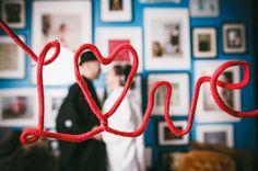 赤い糸で撮るウェディングフォトのアイデアまとめ | marry[マリー]