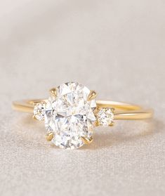 Brilliant Earth: Engagement Rings & Beyond Conflict Free Diamonds™ Three Stone Engagement Rings, Three Stone Rings, Brilliant Earth, Conflict Free Diamonds, Diamond Rings, Fine Jewelry, Jewelry Websites, Wedding Rings, Romantic