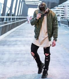 Streetwear Onizuka Daily Streetwear Outfits Tag to be featured DM for promotional requests Urban Apparel, Rugged Style, Streetwear Mode, Streetwear Fashion, Men's Fashion, High Fashion, Fashion Blogs, Men Looks, Men's Accessories