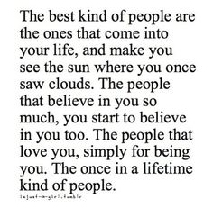 so lucky to have some of these kind of people!