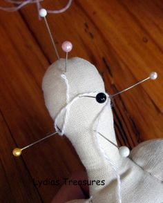 Lydias Treasures: Tilda Sew Along Doll Part 3