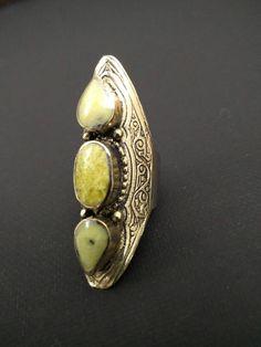 Vintage Handmade Jewelry Afghan Kuchi Ring Antique Banjara Tribal Ring Boho Gypsy Indian Ethnic Ring Saddle Ring Free Shipping Gift For Her. by RareFindingsUS on Etsy