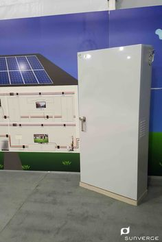 See the Sunverge SIS, part of Smart Energy Microgrid demonstration, at #SPIcon