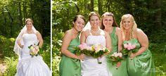 #Wedding #bride, #bridesmaids  Copyright: Pixels On Paper  http://www.pixelsonpaper.biz
