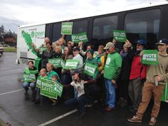 Elizabeth May, Leader of the Green Party (Saanich-Gulf Islands), and Brenda Sayers, candidate (North Island-Powell River), rallied with Green supporters in Campbell River as part of the Green Island Bus Tour during the last leg of the campaign. Elizabeth May, Powell River, The Last Leg, Green Party, Media Images, Rally, Canada, Tours, Island