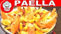 PAELLA DO CHEF, FÁCIL E RÁPIDO, SPANISH FOOD PAELLA STEP BY STEP Good Food, Yummy Food, Tasty, Paella, Best Food Ever, Spanish Food, Make It Yourself, Vegetables, Ethnic Recipes