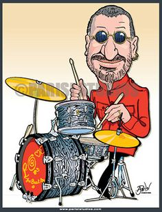 Ringo, by Anthony Parisi.