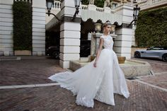 Wedding Dress Nicole - Collection ALESSANDRARINAUDO BIBI ARAB17618 2017