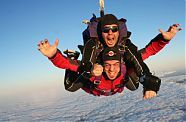 Jump out of an airplane. What are you waiting for?