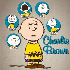 The evolution of Charlie Brown {via Snoopy} Charlie Brown Characters, Peanuts Characters, Peanuts Cartoon, Peanuts Snoopy, Peanuts Comics, Snoopy Toys, Charlie Brown Und Snoopy, Lucy Van Pelt, Snoopy Quotes