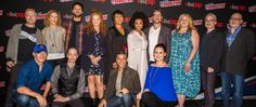 Discovery Warps into NYCC