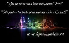 Christian Inspirational Quotes About Depression Questions about life/God? --> http://www.EternalAnswers.org #bible #Scripture #God #Christ #Jesus #bibleverses