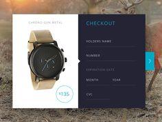 Payment Page Inspiration — Muzli -Design Inspiration