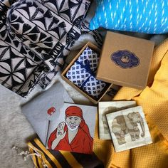 @homeontherunway These goodies from @johnrobshaw kinda make me need an India adventure... Who's coming?