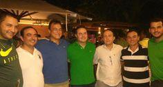 Prefeito Manuilson Andrade, Colônia Leopoldina- Super ovacionado por grandes políticos de Alagoas – Tudo Que Há!
