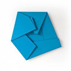 Folded Flats: Sculptures by Sebastien de Ganay