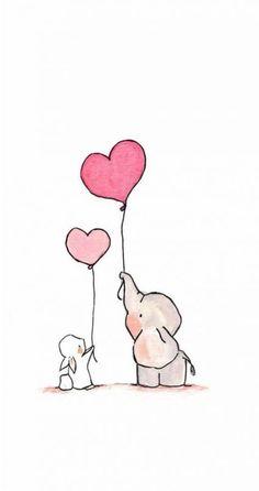 Items similar to Falling Star -- Nursery Art Illustration Print, Portrait Orientation on Etsy Art And Illustration, Friends Illustration, Elephant Illustration, Coffee Illustration, Art Mignon, Baby Art, Baby Prints, Cute Art, Painting & Drawing
