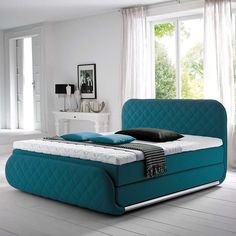 the bolero bed is part of our collection of contemporary beds from ... - Boxspringbetten Modern