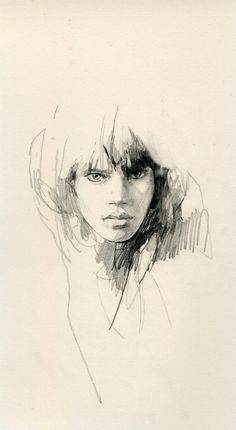 Drawings by Rico (Richard White) : Contemporary figurative artist and illustrator Illustration Sketches, Drawing Sketches, Art Drawings, Sketching, Life Drawing, Figure Drawing, Painting & Drawing, Portrait Au Crayon, Pencil Portrait