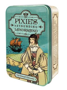 As a thank you to everyone who re-pinned Pixie We are offering a 15% off discount coupon so you can get YOUR copy of Pixie's Astounding Lenormand.  Order now Use coupon code: PIXIE15                                                             Price will be discounted in shopping cart Coupon valid September 28-Oct 2 Thanks