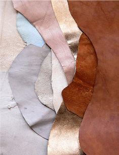 sophisticated and subtle color palette