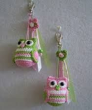 keychains crochet - Pesquisa Google