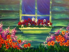 Get event details for Fri Mar 20, 2015 7:00-10:00PM - Windowsill Garden. Join the paint and sip party at this Spokane, WA studio.
