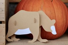 Woodland Animals with the Cricut!