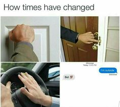 Times are o changing