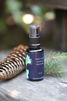 fresh forest probiotic deodorant