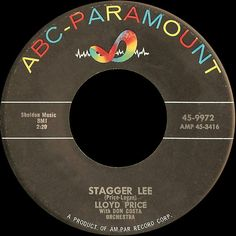 Stagger Lee - Lloyd Price