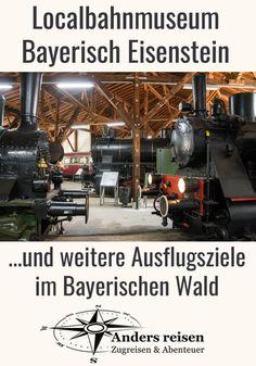 Tipps für das Localbahnmuseum Bayerisch Eisenstein und weitere Ausflugsziele im Bayerischen Wald für Eisenbahn Fans findest Du in diesem Beitrag. #zugreise #abenteuer #bayerischerwald Inspiration, Railway Museum, Night Train, Left Out, Biblical Inspiration, Inspirational, Inhalation