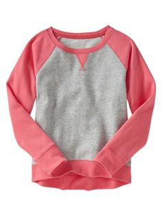 Baseball tunic pullover Product Image
