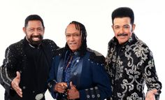 Past concert. The Commodores concert at Loreto Park in Bronx on 24 Aug 2017.