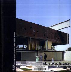 Objetivo, la casa: fotograma 009/ edición a cargo de Josefina González Cubero, Sara Pérez Barreiro y Eusebio Alonso García. Signatura:  840 OBJ  Na biblioteca:  http://kmelot.biblioteca.udc.es/record=b1546902~S1*gag