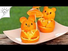 New Fruit Platter Display Kids Ideas Fruit Decorations, Food Decoration, Fruit Orange, Deco Fruit, Amazing Food Art, Fruits For Kids, Kids Fruit, Fruit Creations, Food Art For Kids