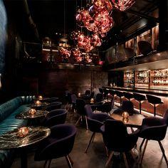 Himitsu Opens in Atlanta with Interiors by Tom Dixon's Design Research Studio